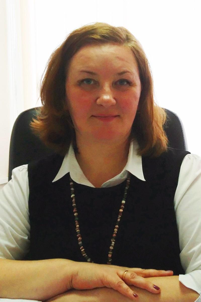 Начальник службы персонала Залалдинова Виолетта Владимировна