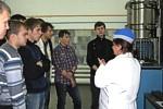 15 марта 2012 года была проведена экскурсия на предприятии со студентами 2 курса радиотехнического факультета УлГТУ.