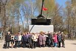 В ОАО «НПП «Завод Искра» прошли мероприятия, приуроченные к 69-ой годовщине празднования Победы России в Великой Отечественной войне.