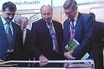 Участвовали в работе Х отраслевой научно-практической конференции «Комплексная программа развития радиоэлектронной промышленности» и в выставке, работающей в рамках X отраслевой научно-практической конференции в Великом Новгороде.