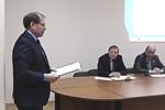 10 апреля 2013 года под председательством генерального директора ОАО «НПП «Завод Искра» Р.Г. Тарасова прошло отчетное совещание по подведению итогов работы за 2012 год, в работе которого приняли участие заместители генерального директора, а также начальники структурных подразделений и цехов.