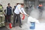 В ОАО «НПП «Завод Искра» прошли традиционные учения по пожарной безопасности.