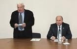 4 декабря в ОАО «НПП «Завод Искра» состоялась встреча руководства предприятия и профсоюзного комитета с молодежным активом.