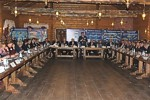 9-10 октября в Ульяновске на базе ОАО «НПП «Завод Искра» состоялся 1-ый Съезд представителей дочерних и зависимых обществ ОАО «Концерн ПВО «Алмаз-Антей» в области менеджмента качества.