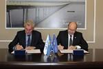 20 октября 2014 года состоялось торжественное подписание двустороннего договора между ОАО «НПП «Завод Искра» и Ульяновским техническим университетом о создании на предприятии базовой кафедры «Радиоэлектронные системы и технологии».
