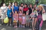 День защиты детей искрился улыбками. Дети заводчан встретили праздник в Парке Победы.