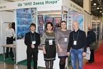 15-17 марта АО «НПП «Завод Искра» приняло участие в выставке «ЭкспоЭлектроника-2016».