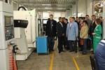 29 сентября в АО «НПП «Завод Искра» обсудили тенденции развития металлообработки.