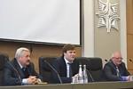 19 октября 2016 года в АО «НПП «Завод Искра» прошла встреча профактива с представителями Российского профсоюза работников радиоэлектронной промышленности.
