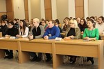 8 декабря 2016 года состоялась традиционная встреча руководства АО «НПП «Завод Искра» с молодежью предприятия.