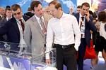 В июле продукция АО «НПП «Завод Искра» была представлена на Международном авиационно-космическом салоне «МАКС-2017».