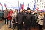 АО «НПП «Завод Искра» — традиционный и многочисленный участник демонстрации в честь Дня народного единства.