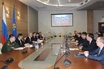 В АО «НПП «Завод Искра» прошло заседание Военно-промышленной комиссии при Правительстве Ульяновской области с участием первых лиц региона и руководителей крупных организаций.