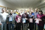 23 февраля АО «НПП «Завод Искра» отметило во всеоружии!