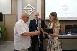 26 июня в АО «НПП «Завод Искра» состоялось торжественное чествование передовиков производства в честь 10-летия предприятия.
