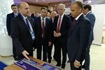 5 сентября АО «НПП «Завод Искра» приняло участие в Дне промышленности Ульяновской области, впервые прошедшем в регионе по инициативе Губернатора Сергея Морозова.