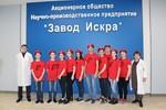 Социальный сектор АО «НПП «Завод Искра» расширен работой по направлению военно-патриотического воспитания молодежи.
