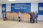 «Неделя без турникетов» открыта в АО «НПП «Завод Искра» в новом формате.