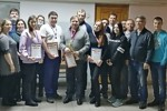 13 февраля работники АО «НПП «Завод Искра» сражались за звание самого меткого