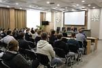 16 сентября генеральный директор АО «НПП «Завод Искра» Руслан Тарасов провел встречу с молодежью предприятия.